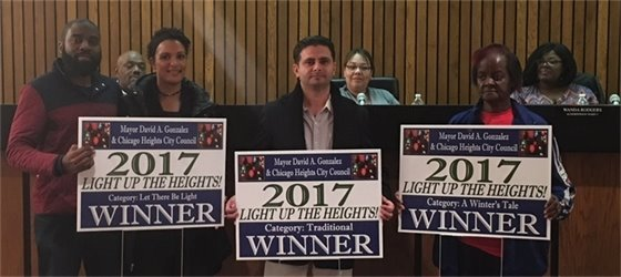Light Up the Heights Winners