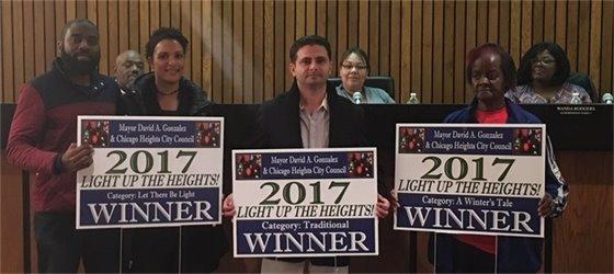 Light Up the Heights Winners