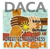 DREAM Act Awareness March 10/21/2017