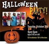 CHPD Halloween Party