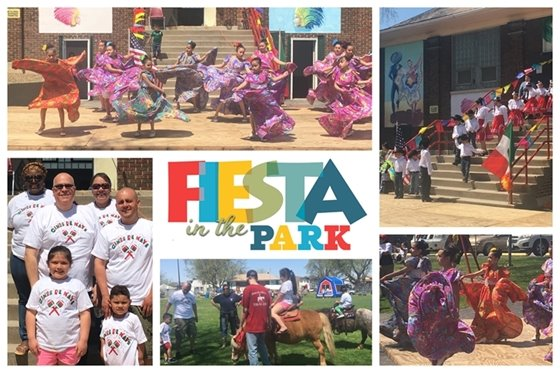 Fiesta in the Park