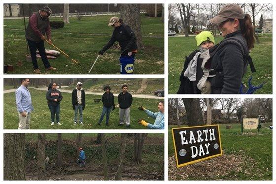 Earth Day Celebration McEldowney Park